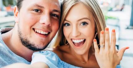 Kauft der Mann alleine oder zusammen mit der künftigen Frau den Verlobungsring?