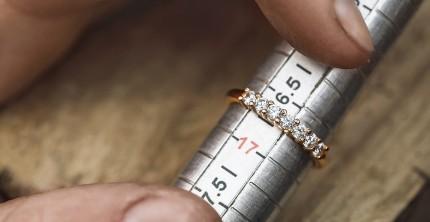 So ermitteln und bestimmen Sie heimlich die Ringgröße am besten!