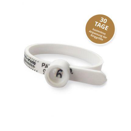 Kostenloses Ringmaßband bestellen