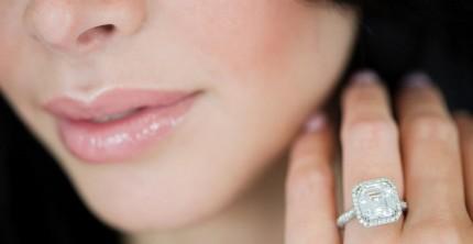 Diamantring zur Verlobung – ja oder nein?