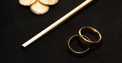 Welcher Goldgehalt für Eheringe ist am besten?