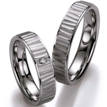 Silberringe in ungewöhnlichem Design