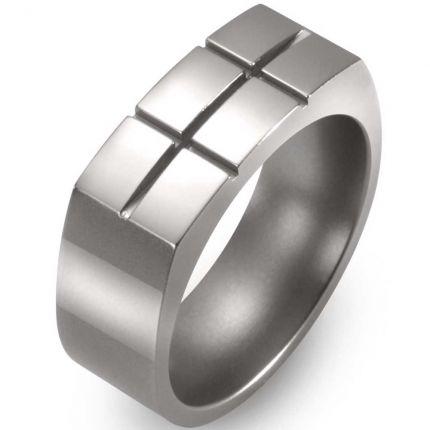 Ring 9951209/001/000/2000 aus Titan