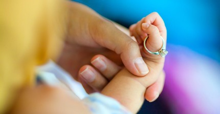 Ringgröße nach der Schwangerschaft?