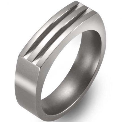 Ring 9951210/001/000/2000 aus Titan