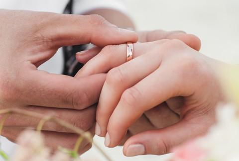 Welche hand deutschland verlobungsring An welcher