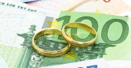 Trauringe als Geldanlage: Was sind Eheringe aus 585er Gold wert?